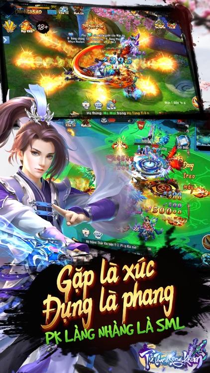Tử Thanh Song Kiếm screenshot-0
