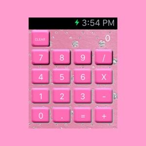 Little Pink Calculator