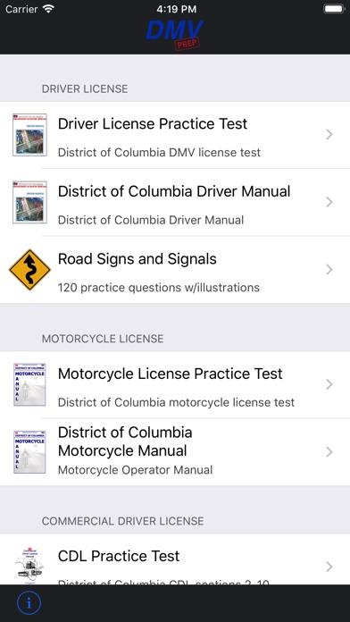 Dmv license test