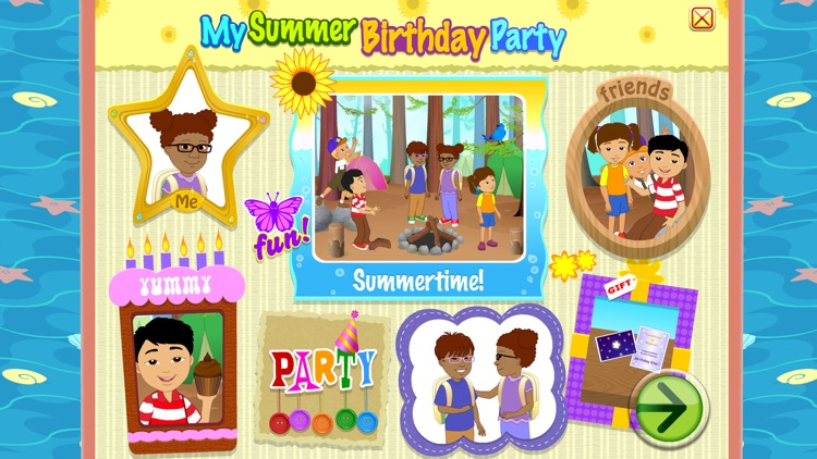 Starfall All About Me screenshot-4