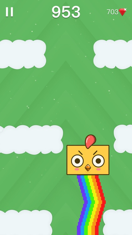 Fly Chicken - Be the shelter screenshot-3