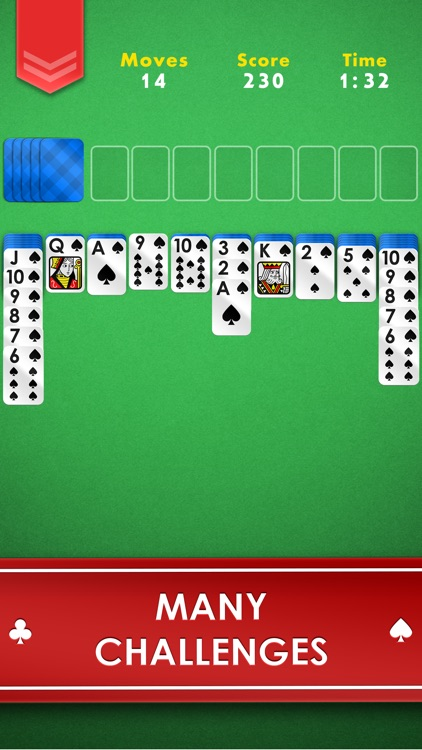 Spider Solitaire - Game screenshot-4
