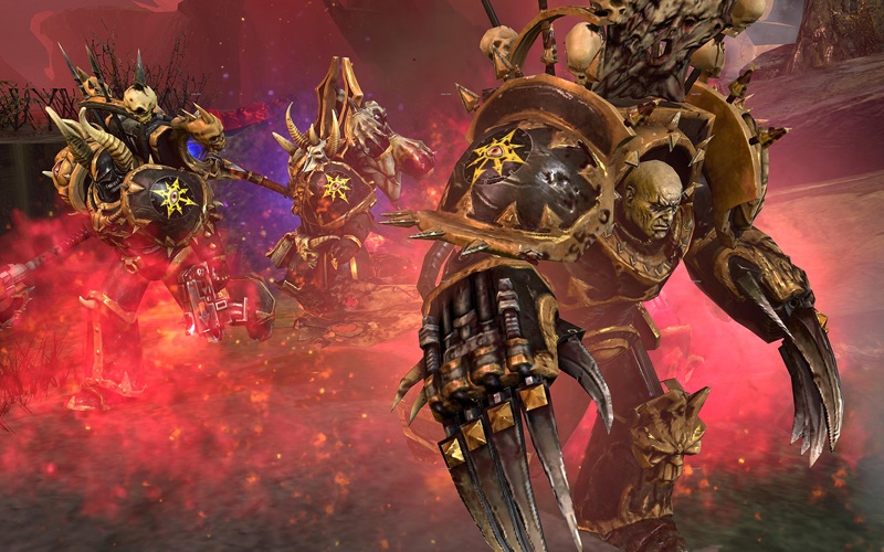 Dawn of War II: Chaos Rising screenshot 6