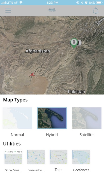 Darrak GPS