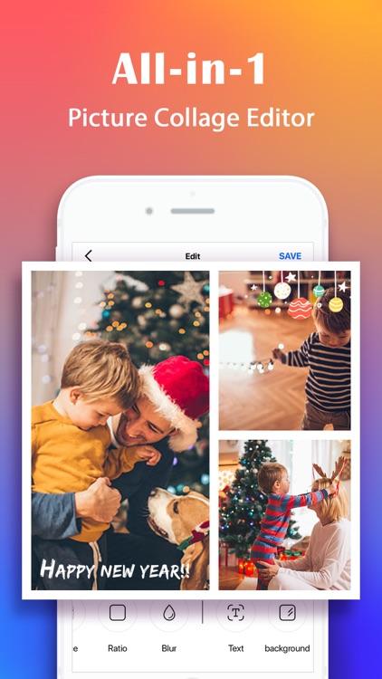 Photo Collage & Photo Editor screenshot-0
