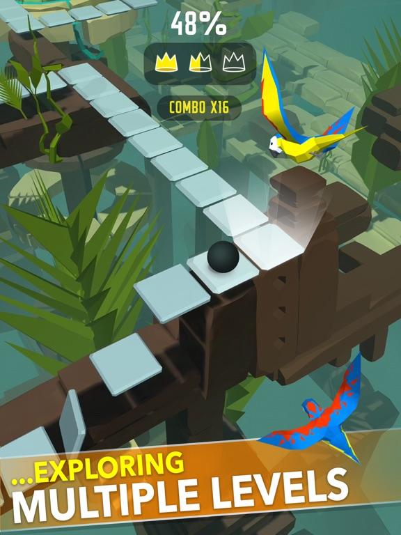 Dancing Ball World: Music Game screenshot 9