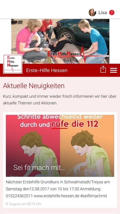 Erste-Hilfe Hessen