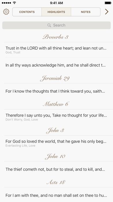 Bible - The Holy Bibleのおすすめ画像2