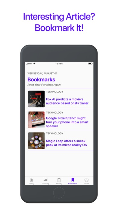 The Views News app image