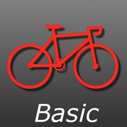 Fitmeter Bike Basic - GPS Cycling & Route Tracker