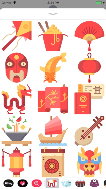 Great China Sticker Pack