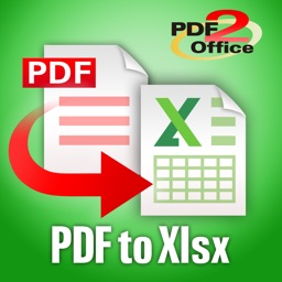 PDF to Excel - PDF2Office 2017