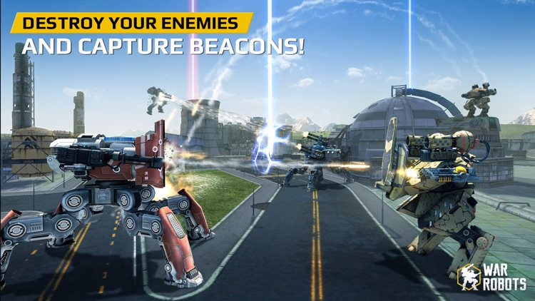 War Robots screenshot-2