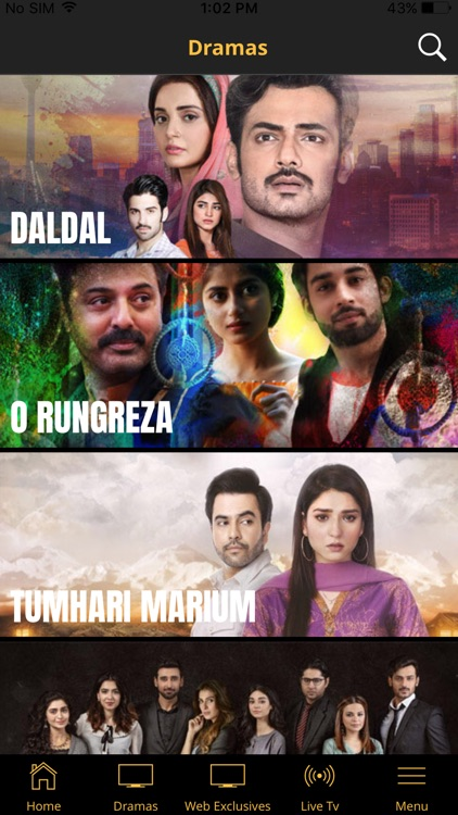 HUM TV by HUM Network Ltd