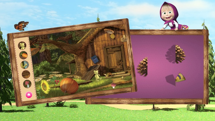 Masha and the Bear Games screenshot-4