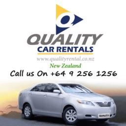 Car Rentals New Zealand