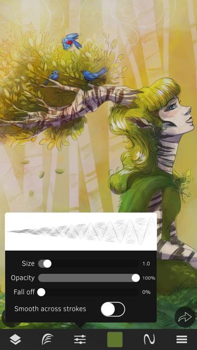 Sketch Club review screenshots