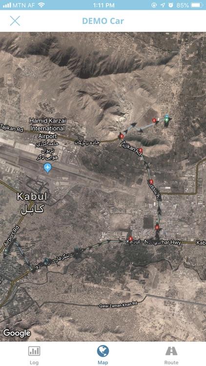 Darrak GPS screenshot-7