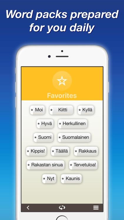 Finnish by Nemo screenshot-3