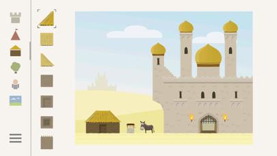 Castle Blocks: Easy Building screenshot four