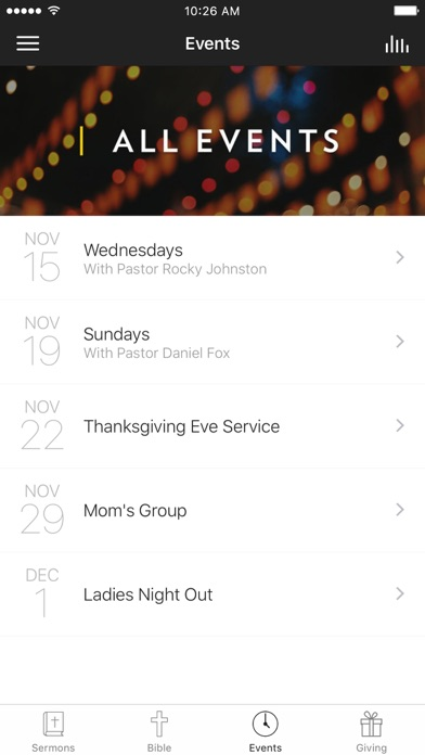 Riverview Christian Fellowship screenshot 3