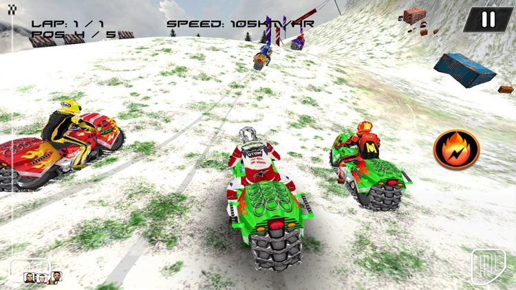Motor Bike Stunt Racing screenshot-3