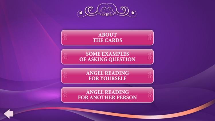 Tarot Angel Cards (No Ads) screenshot-4