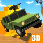 汽车游戏:模拟驾驶玩具车游戏
