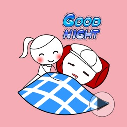 Datie Couple - Love Emoji GIF