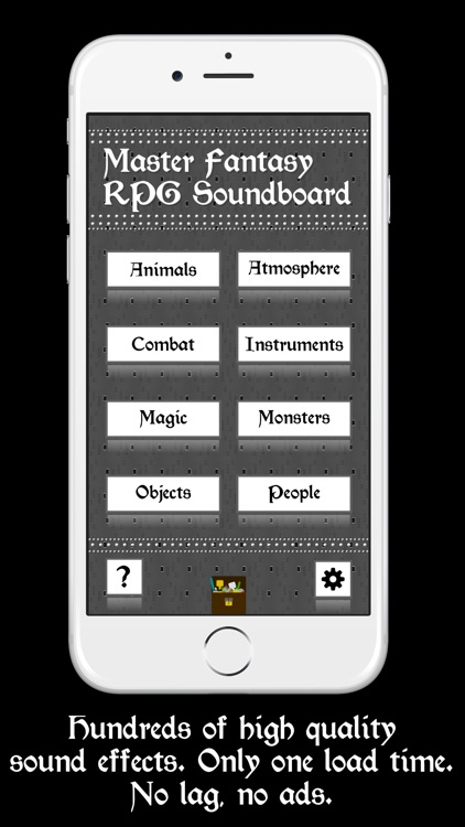 Master Fantasy RPG Soundboard screenshot-0