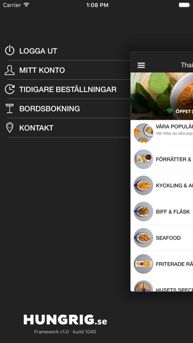 Thai Corner Screenshot