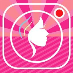 Beauty Selfie Video Camera