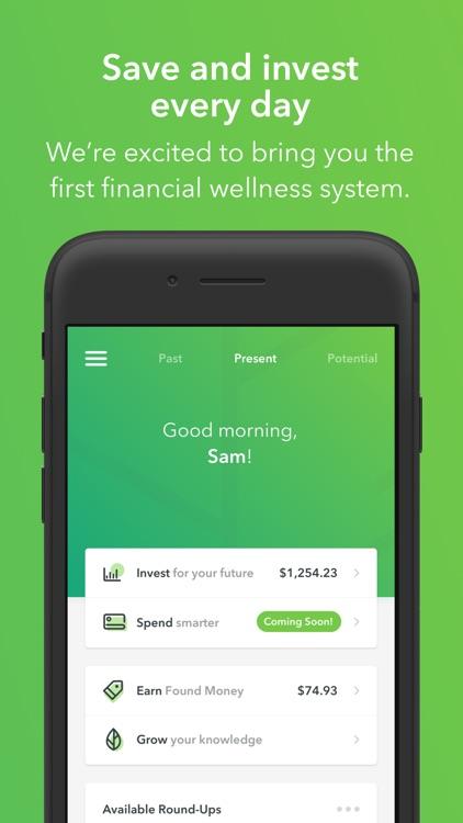 Acorns: Invest Spare Change screenshot-4