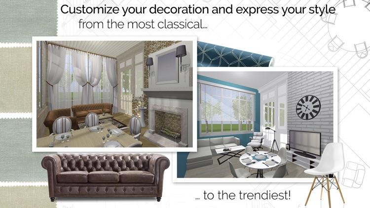 Home Design 3D screenshot-3