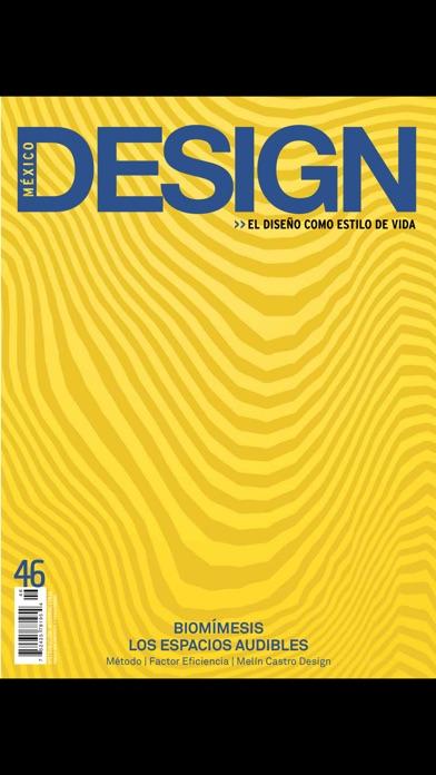 México Design Magazine screenshot 1