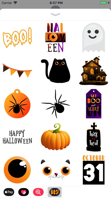 Happy Halloween Trick 'r Treat