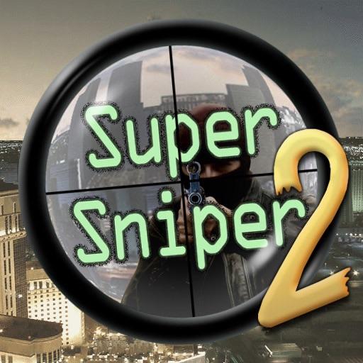 Arcade 3D Super Sniper 2 HD FREE