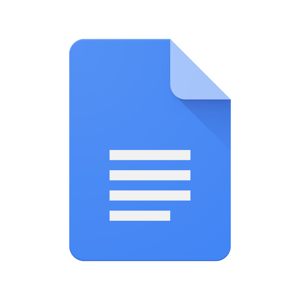 Google Docs Productivity app