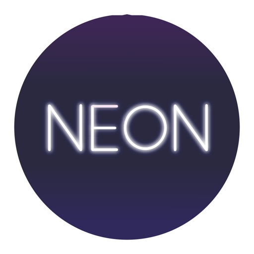 Neon day Sticker Pack icon