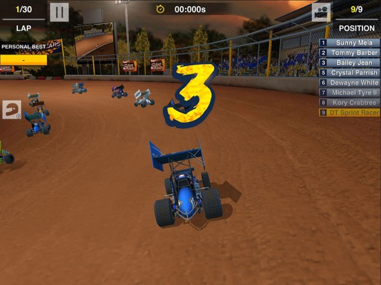 Dirt Trackin Sprint Cars screenshot 10