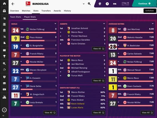 Football Manager 2019 Touch screenshot 4
