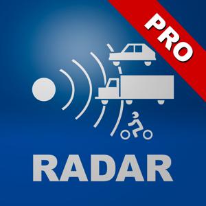 Radarbot Pro SpeedCam Detector app