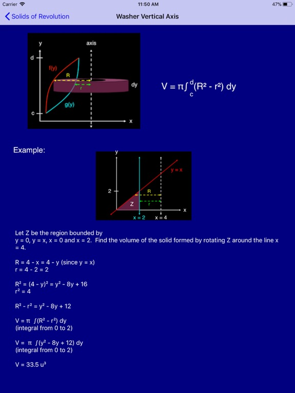 Calculus Pro Screenshots