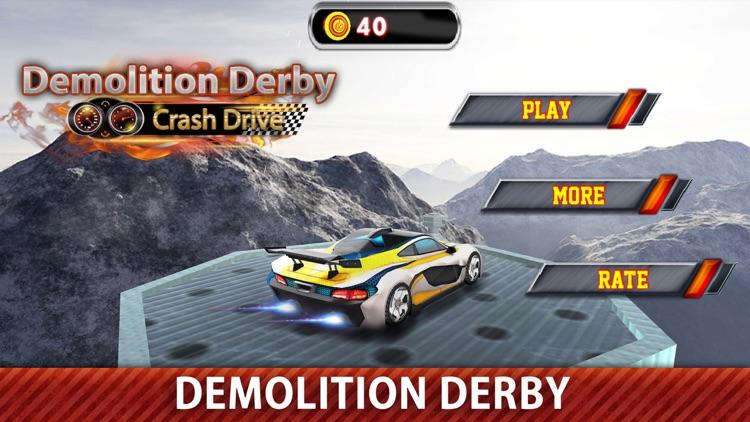 Demolition Derby: Car Crashing