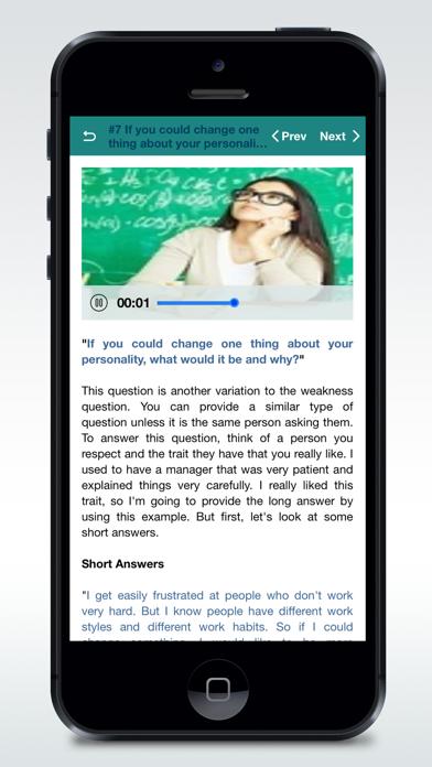 English Speaking for Interview screenshot three