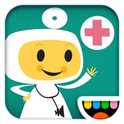 Ícone do app Toca Doctor