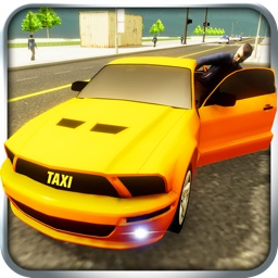 Driving School Taxi Sim 2018