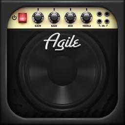 Ícone do app AmpKit+ guitar amps & pedals