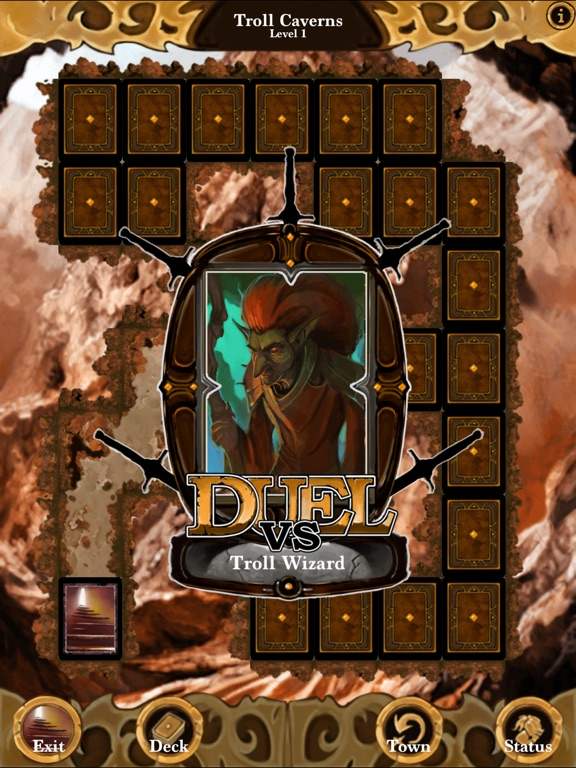 Screenshot #5 pour Lost Portal CCG