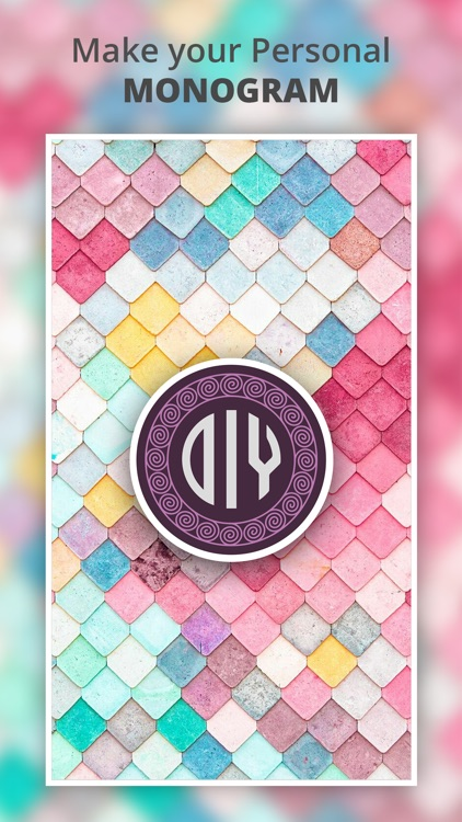 Monogram It - Wallpaper Maker screenshot-6